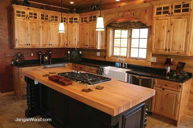انواع مدل های کابینت آشپزخانه