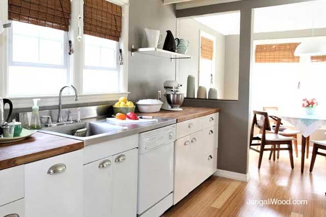 انواع مدل های کابینت آشپزخانه - ترموفویل